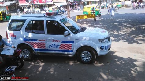 Indian Police Cars