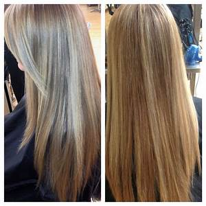 Long Hair Blonde Highlights Hair Style And Color For Woman