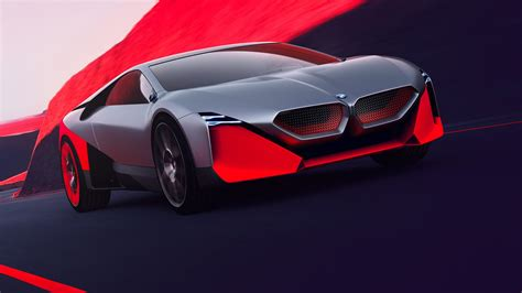 Bmw Vision M Next Concept Heralds Plug-in Performance At M