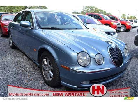 Light Blue Jaguar by 2004 Light Blue Metallic Jaguar S Type 3 0 71530682