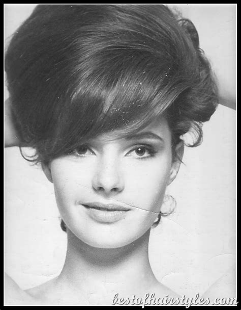 Women Trend Hair Styles For 2013 1960s Hairstyles