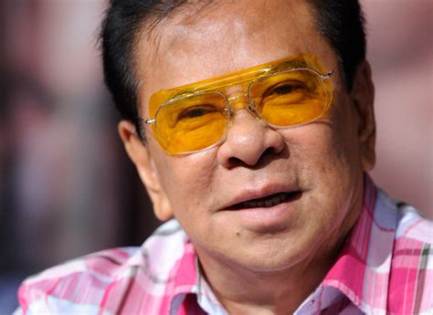 The Unsinkable Chavit Singson Thepinoy