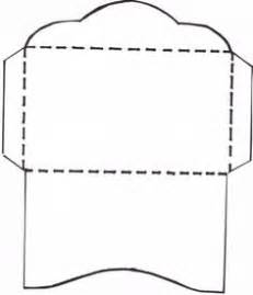 envelope template       snail