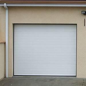dimension porte de garage sectionnelle standard veglix With dimension porte de garage sectionnelle motorisée