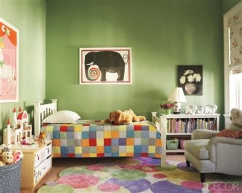 20 Cool Green Kids Rooms To Inspire
