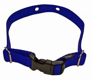 nylon replacement collar for perimeter technologies dog With electric perimeter dog collar