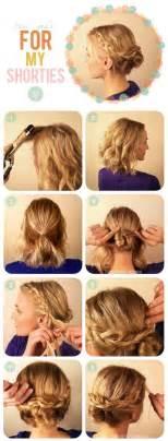 Easy Updo Hairstyles Medium Hair 2013 Easy Updo Hairstyles Medium
