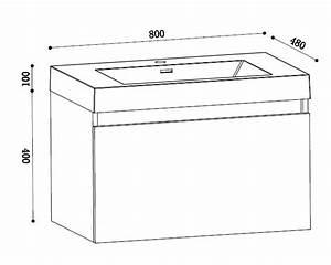 Waschbecken 70 Cm Mit Unterschrank : badezimmer waschtisch waschbecken mit unterschrank 80 cm eiche gekalkt ebay ~ Bigdaddyawards.com Haus und Dekorationen