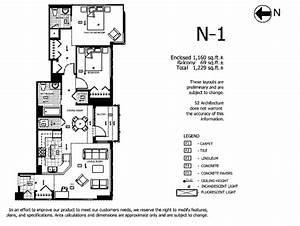 Vantage Point Floor Plan K1