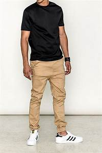 Cool mens joggers outfit ideas 21 - Fashion Best