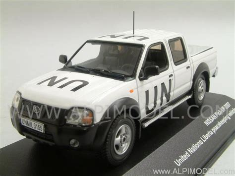 j-collection Nissan Pick-Up 2007 UN United Nations Liberia ...