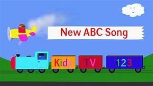 New ABC Song - YouTube
