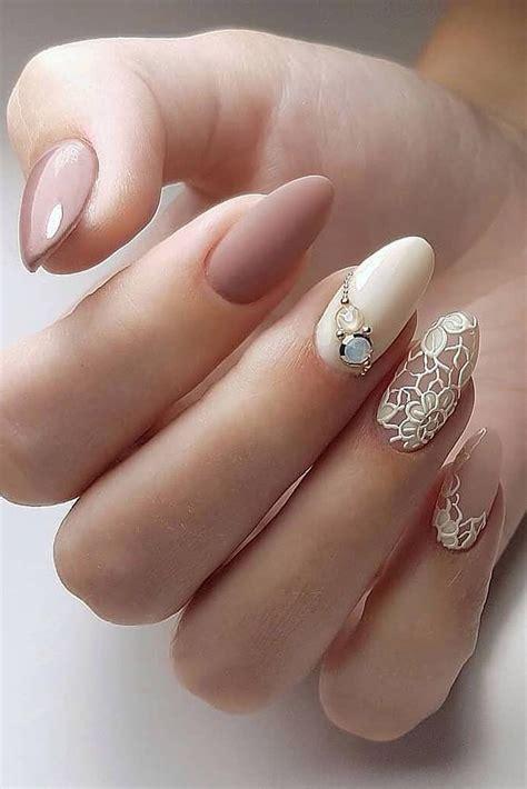 nails bridal nail designs trends bride