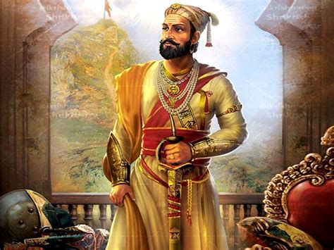 Maratha king chhatrapati shivaji maharaj hd images, wallpapers new for free. Smartpost: Shivaji Maharaj Wallpaper: Shivaji Jayanti ...