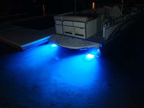 Fishing Lights For Pontoon Boats by Underwater Led Lighting For Pontoon Boats Led Lights Decor