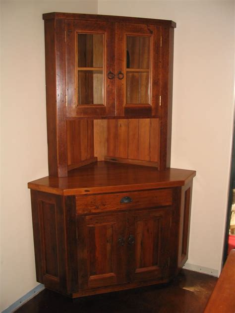 kitchen hutch furniture 1000 images about corner cabinet on country