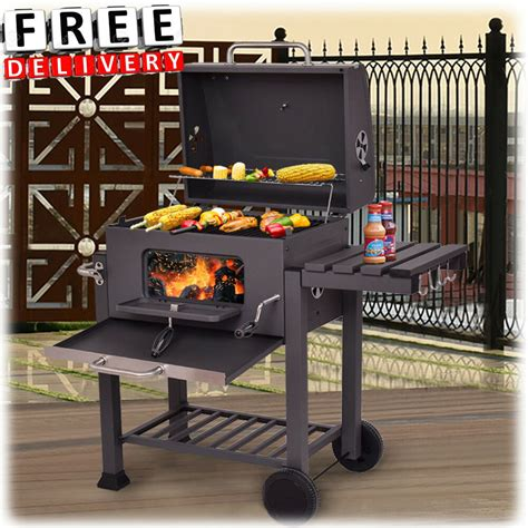 Backyard Bbq Restaurant by Charcoal Grill Cing Bbq Outdoor Backyard Offset
