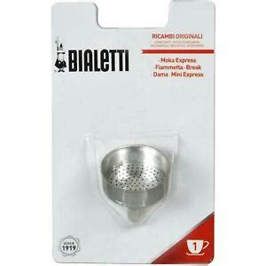 Alfonso bialetti created the moka coffee pot in 1933. Bialetti Replacement Spare Parts For Coffee Maker - Funnel ...