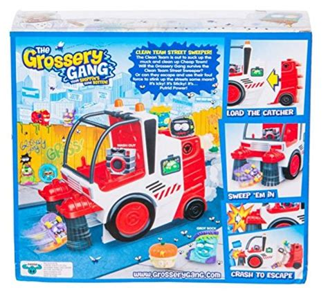 character description muck template grossery gang s3 putrid power the clean team street