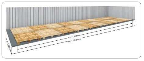 conteneur bureau containerpaletten inka paletten
