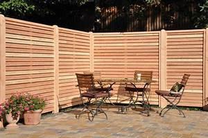 Bretter Für Terrasse : sichtschutzzaun holz wpc montiert oder angeliefert gartenholzprofi ~ Whattoseeinmadrid.com Haus und Dekorationen
