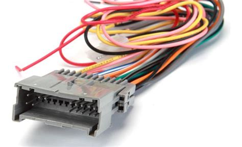 metra lc gmrc 01 wiring interface connect a new car stereo and retain factory door chimes and