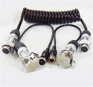 1 Camera Woza Suzi Coil Spiral Hitch Cable 4m 5