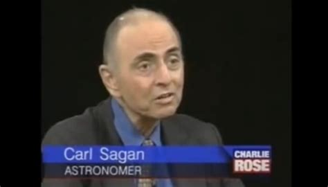 interview  year  died carl sagan gave