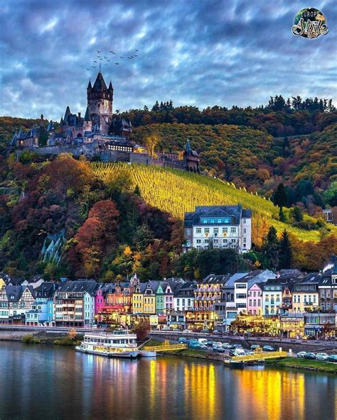 Cochem Germany Travel And Nature In 2019 Germany