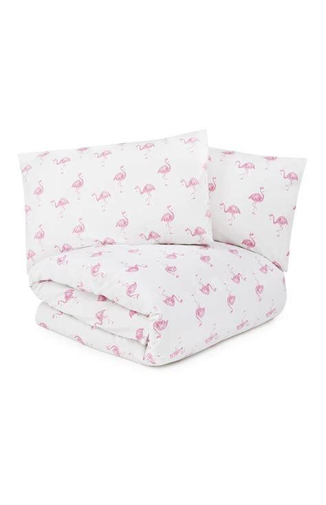 primark tweepersoons dekbedovertrekset flamingo leuk
