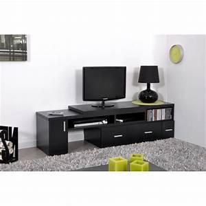 Meuble Tv Haut : meuble tv assez haut ~ Teatrodelosmanantiales.com Idées de Décoration