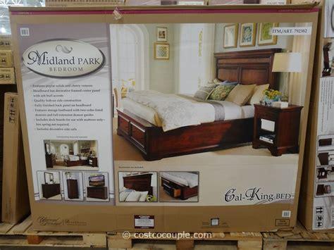 bedroom set midland for universal midland park bed