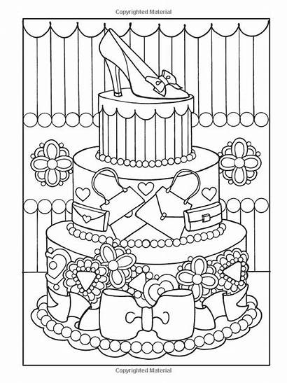 Coloring Pages Desserts Adult Creative Printable Haven