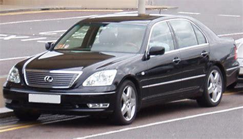 lexus sedan 2005 2005 lexus ls 430 sedan lexus colors