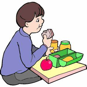 Eating Lunch Clipart | Clipart Panda - Free Clipart Images