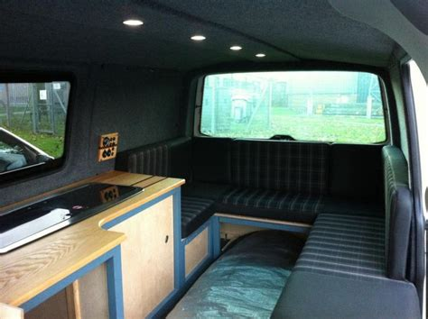 1974 Vw Campmobile Westfalia Interior Layout.