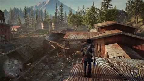 gone days games ps4 zombie game gameplay playstation survival most e3 demo
