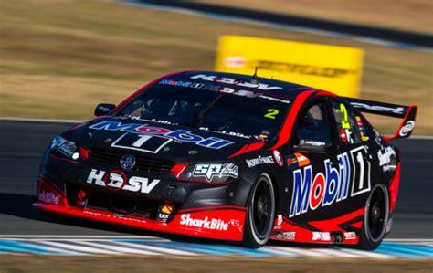 hsv racing opts  sydney engineer change speedcafe