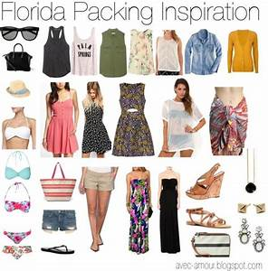 Pack for Florida in a Carry On / Beach Vacation in a Carry on | Travel Outfits | Pinterest ...