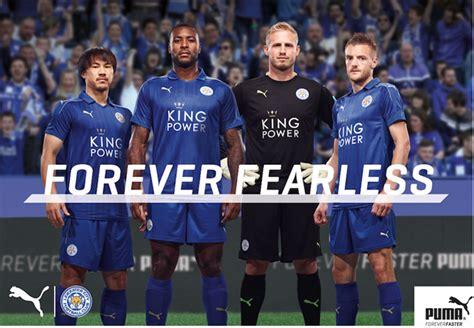 Leicester City: Premier League Champions Unveil 'Fearless ...