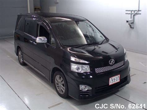 Toyota Voxy Picture by 2012 Toyota Voxy Black For Sale Stock No 62841