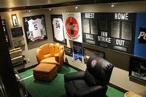 Man Cave Décor Ideas [Slideshow]
