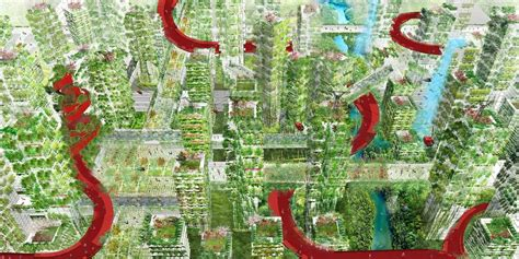 China Is Building Asia's First Vertical Forest to Fight