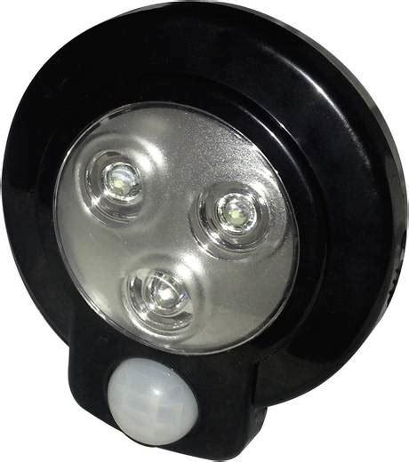 led leuchte rund led unterbauleuchte mit bewegungsmelder m 252 ller licht 57013 led leuchte rund schwarz kaufen
