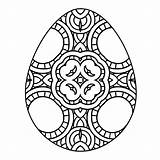Easter Coloring Pages Egg Adults Eggs Adult Library Celtic Clipart Dragon Complex Printable Clip Hard Getcolorings Popular Bytes sketch template