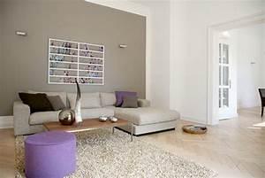Streifen An Die Wand Malen Beispiele : wohnung streichen ideen ~ Markanthonyermac.com Haus und Dekorationen