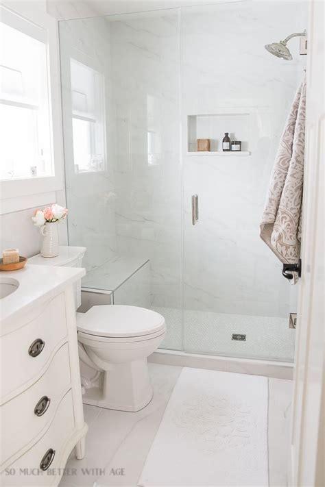 cozy cottage baths images  pinterest
