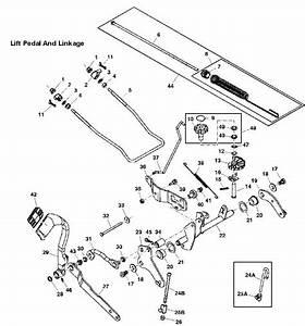 John Deere X320 Garden Tractor Spare Parts