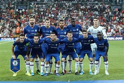 Chelsea Squad Wallpapers League Champions Premier Blues