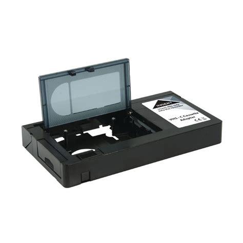 Adattatore Cassette by Cassetta Adattatore Da Vhs C A Vhs Con Motorino Comp